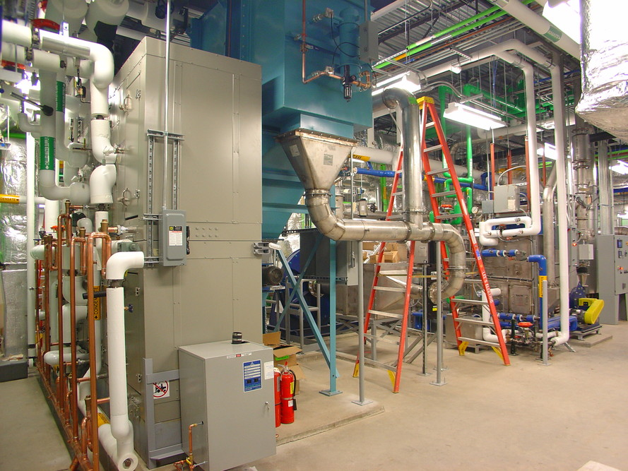 Mechanical Piping, HVAC, Process Duct, Chilled Water, Steam, Power, Controls, Instrumentation